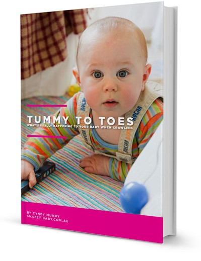 baby knee pads tummy to toes ebook snazzy baby