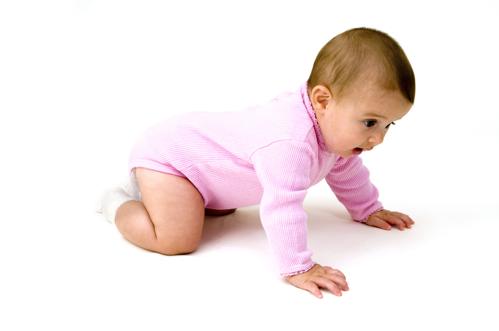 How To Encourage Crawling With Your Baby